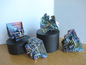 Bismuth Set of 4
