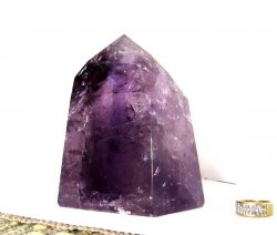 Amethyst Quartz DOW Point