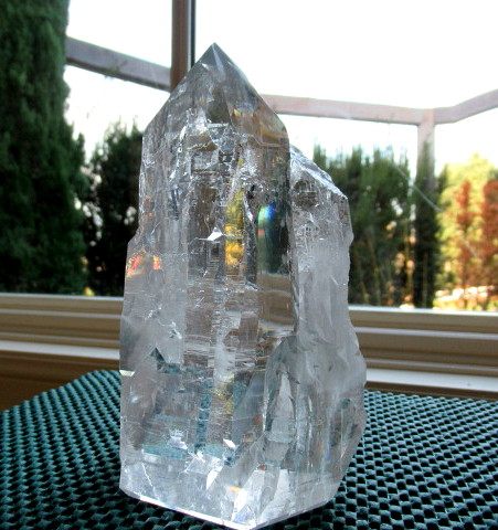 Clear Cathedral Quartz - Click Image to Close