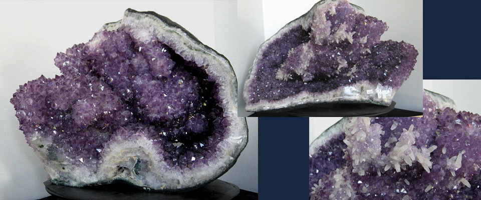 The Quartz Page Amethyst